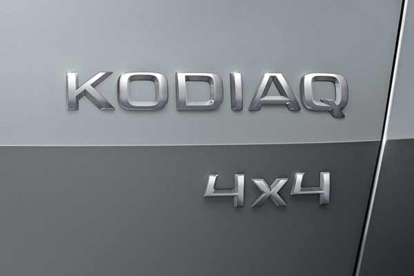 As strong as a bear: ŠKODA's large SUV is called Kodiaq