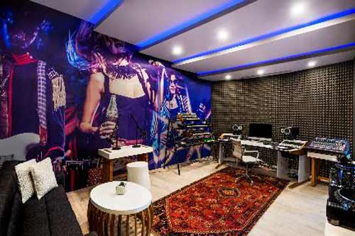 Sleep. Eat. Record. Repeat. W Hotels Worldwide unveils W Sound Suites – private music studios to record, remix and relax
