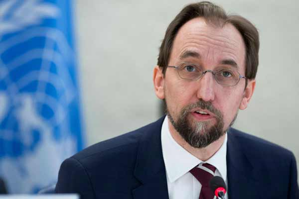 'Alarming' reports of major violations in south-east Turkey – UN rights chief