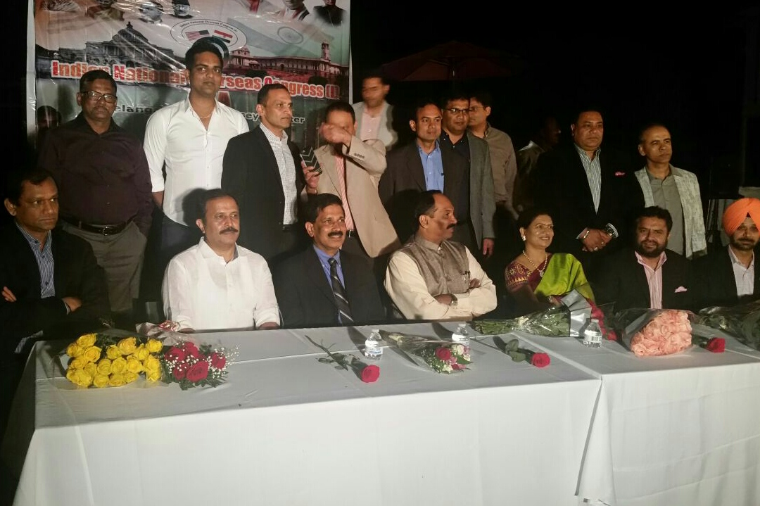 Telangana Chapter of Indian National Overseas Congress Inaugurated on June 2nd in New Jersey