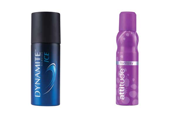 Amway India launches a new range of deodorants