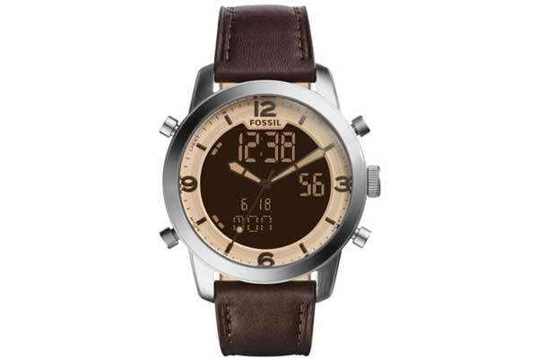 This Father's Day, Fossil presents the gorgeous Trench Timepieces