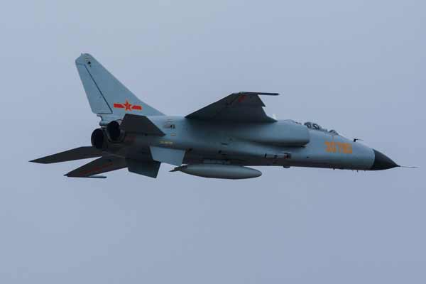 Chinese incursion once again; PLA's bomber JH-7 violates India's airspace in Aksai Chin