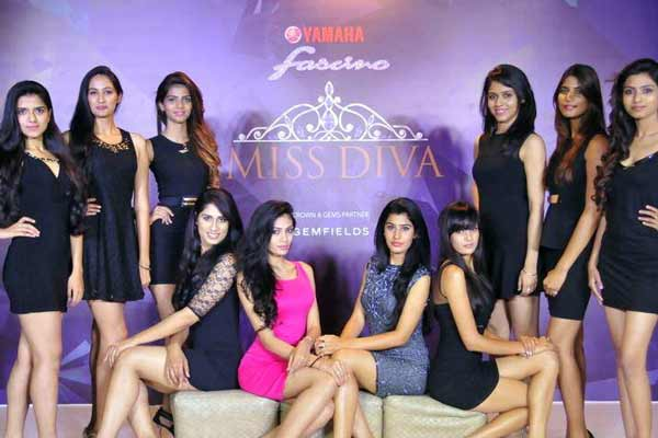 Pune gears up for Yamaha Fascino Miss Diva 2016 city auditions