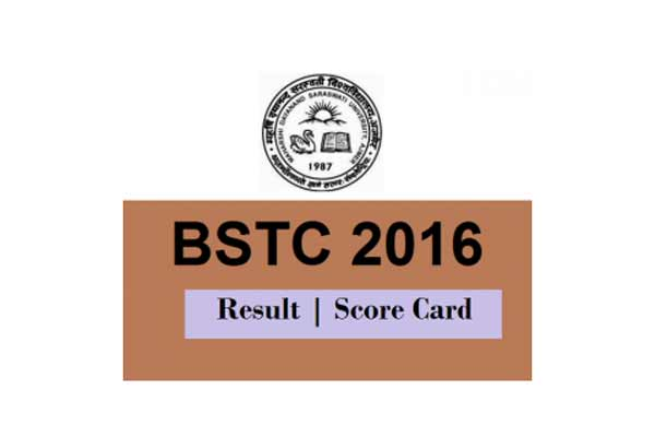 Rajasthan BSTC college allotment 2016 declared