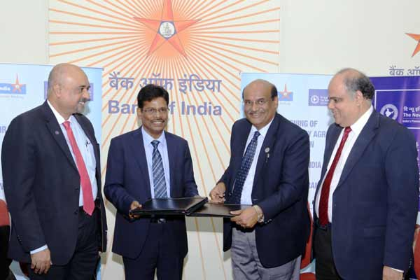 Bank of India has signed MOU with New India Assurance Co. Ltd