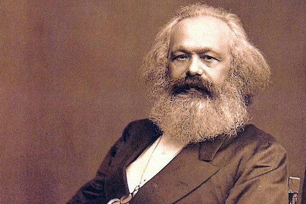 Karl Marx makes a comeback at Classic Rock Coffee Co.