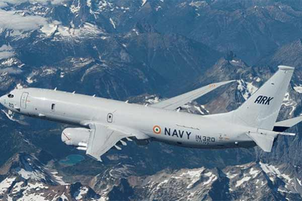 To monitor China's presence in Indian Ocean; India orders four P-8I maritime spy planes from Boeing