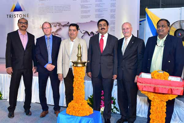 Tristone Flowtech launches its first India plant in Chakan, Pune