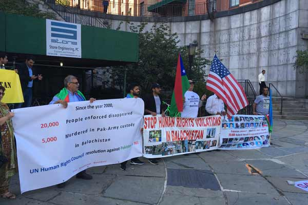 Baloch Nation: The Unrepresented Nation in the UN