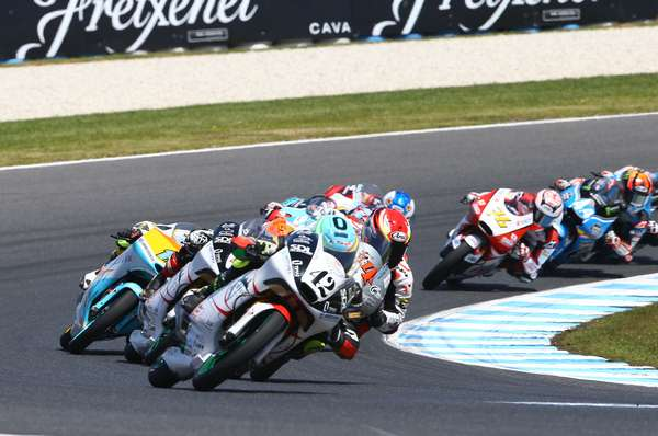 Mahindra Within a Whisker of the Podium in Chaotic Australian GP