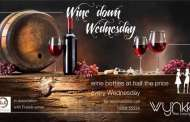 Enjoy Wine down Wednesdays with Wynkk – The Lounge