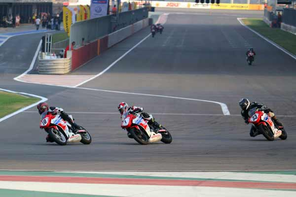 Enthralling 5th round of Asia Dream Cup and Asia Road Racing Championship culminates at the Buddh International Circuit