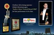 Global Advertiser bags most trusted brand awards