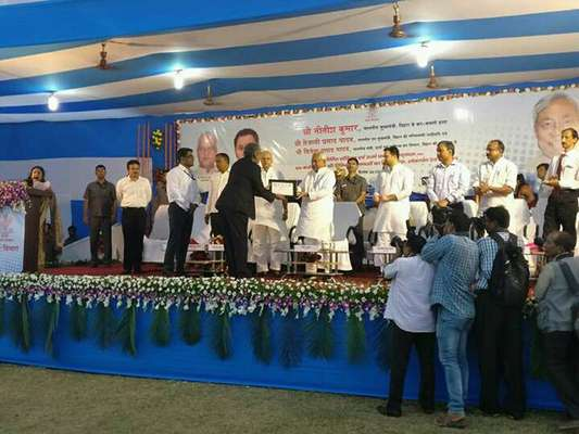 Bihar State Power Holding Company recognizes Bajaj Electricals for its rural electrification endeavors