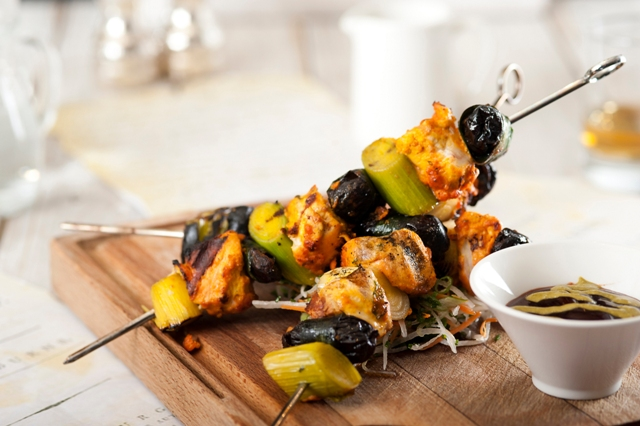 Enjoy the Delectable Barbeque dinner menu at Courtyard by Marriott Pune Chakan every Wednesday and Thursday
