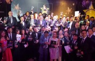 84 Hospitality leaders were awarded at the Middle East Hozpitality Excellence Awards 2016 in Dubai