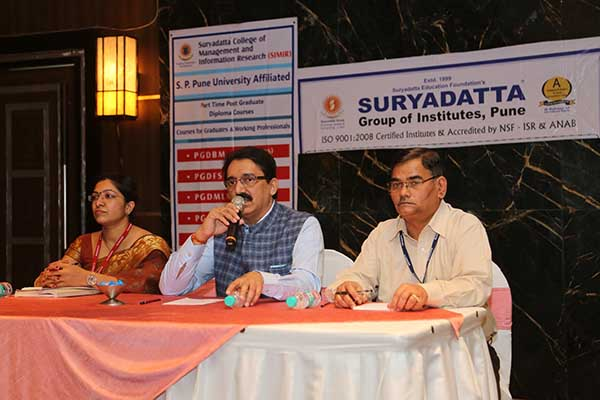 Suryadatta announces scholarship to over 100 employees for higher education