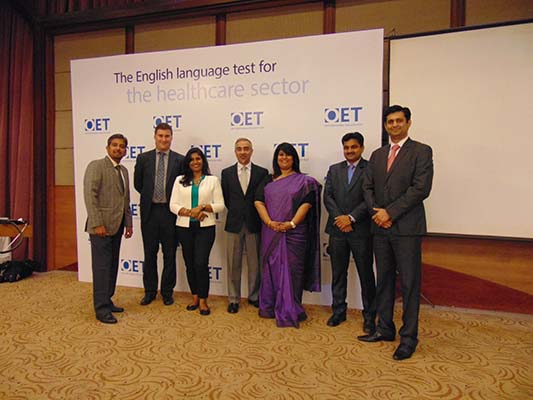 OET launches new test centre in Kerala - more opportunities globally for the healthcare professionals