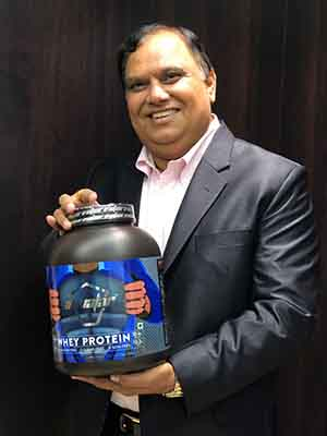Parag Milk Foods Ltd. ready to enter USD 12.4 Billion whey protein market