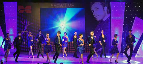 Dance Central, founded by Vineet Bangera hosts Annual Dance Extravaganza