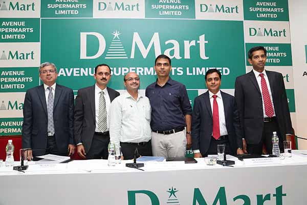 Avenue Supermarts Limited's IPO opens on March 8, 2017