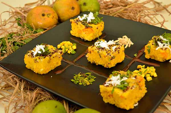 The king of fruits arrives in the king of thali: Aamlicious Festival at Khandani Rajdhani
