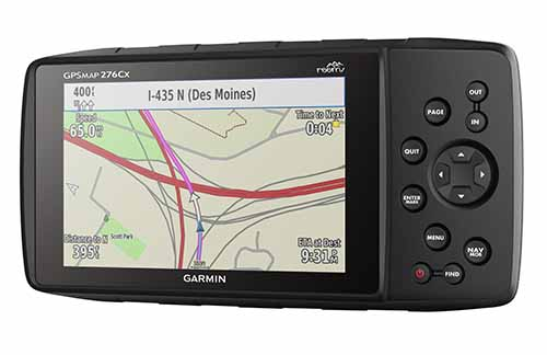 Garmin expands its portfolio of hi-tech GPS handhelds
