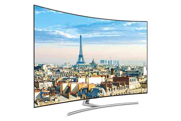 Samsung Redefines TV Picture & Design With the Launch of QLED TV in India