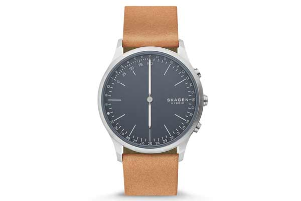 SKAGEN introduces Jorn and Hald, the slimest Hybrid Smart watches