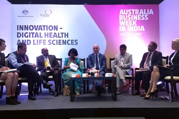 Australian Digital Health and Life Sciences Delegation explores partnerships in digital health in India