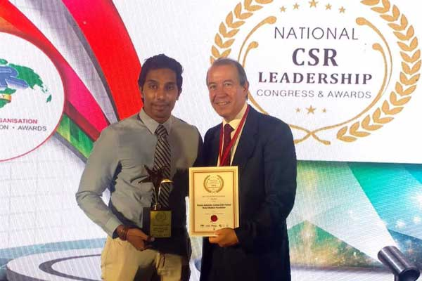 Finolex Industries Ltd and Mukul Madhav Foundation bags 'Best CSR Integrated Business' Award