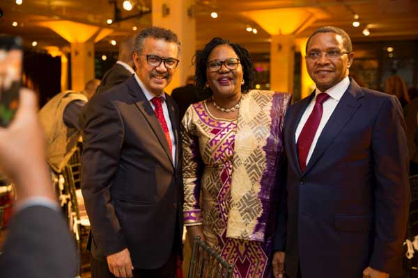 Speak Up Africa Gala Convenes Heads of State, First Ladies, World Health Experts, Leaders from the Non-Profit and Foundation Sector and the Business Community