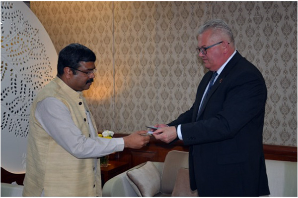 India, Belarus to enhance cooperation in skill development