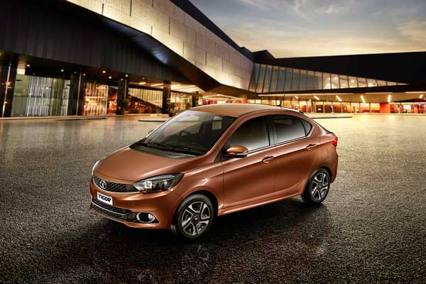 Tata Motors introduces TIGOR XM to tap the opportunity in sedan market