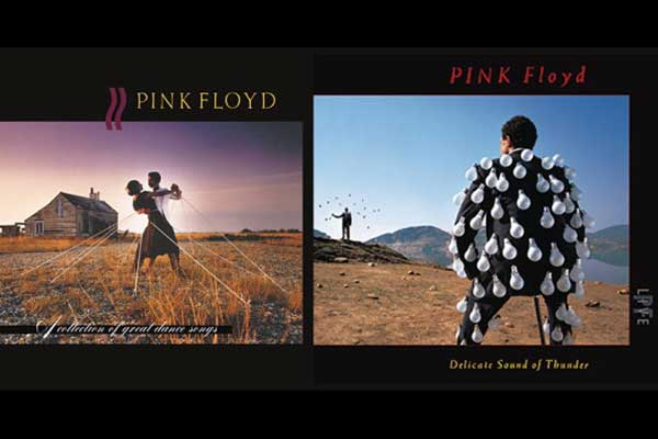 Pink Floyd Records Reissue
