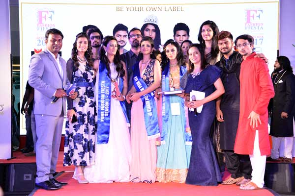Pune Fashion Fiesta -  Breaking stereotypes, one walk at a time