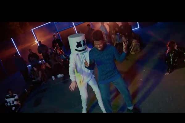 "WATCH & SHARE MARSHMELLO & KHALID's OFFICIAL VIDEO FOR ""SILENCE"""