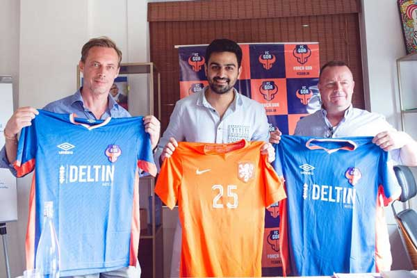 FC Goa signs MoU with European Business and Technology Centre to promote football in Goa