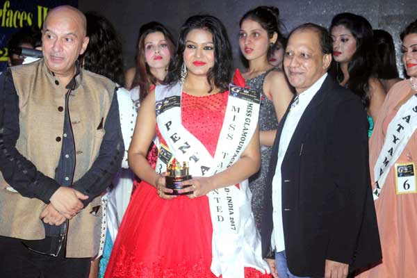 Celebs attended 1st Miss Glamourfaces World India 2017 at Bollywood Adda Lounge, Andheri