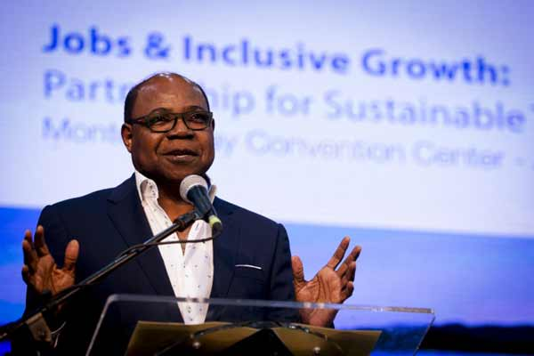 Minister Bartlett welcomes global hospitality sector to Jamaica