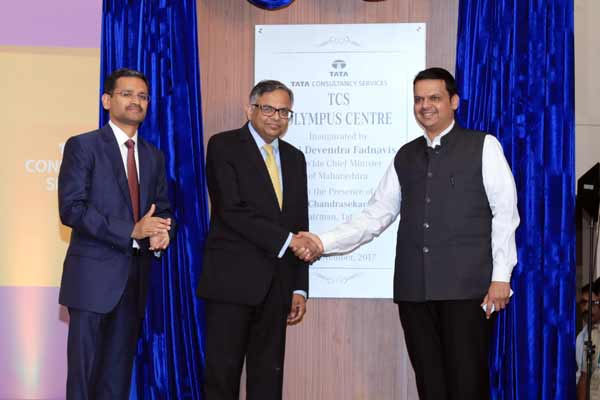 Tata Consultancy Services inaugurates new facility in Mumbai
