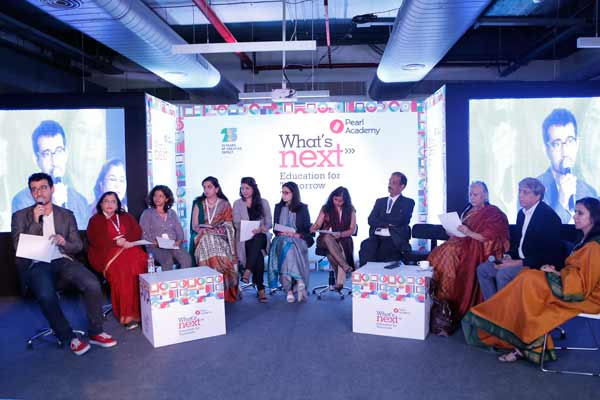 "Pearl Academy hosts 7th edition of its annual event ""What's Next"", on the theme of ""Education for Tomorrow"""