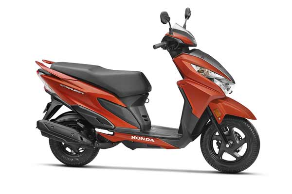 Honda GRAZIA sales cross 15,000 mark in just 21 days
