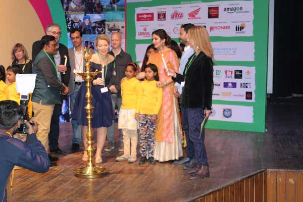 Third Edition of Smile International Film Festival for Children and Youth Opens