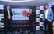 Master Blaster Sachin Tendulkar launches SMAAASH at Ambience Mall in VasantKunj & Gurugram