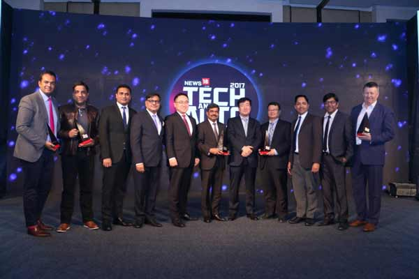 News18.com concludes the coveted Tech & Auto Awards for 2017