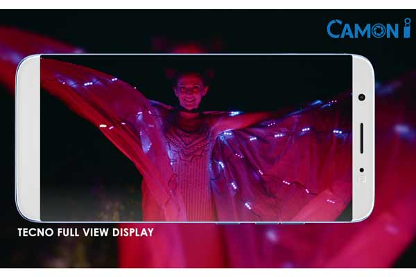 TECNO launches a striking ad campaign, highlighting the 'Tecnomagic' camera on 'Camon i'