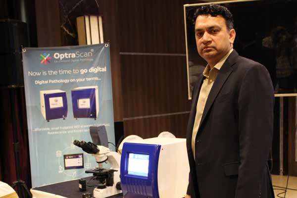 OptraSCAN completes mass validation offuturistic Digital solution to fight Cancer!
