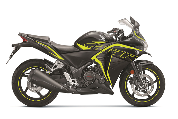 Honda launches new 2018 editions of CBR 250R and CB Hornet 160R